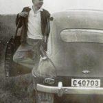 Den första Saaben, en 93F från 1960
