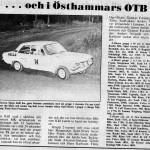 Östhammars MK OTB 1973001